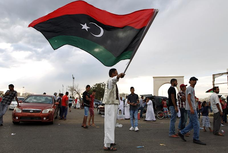 Libya has been plagued by near relentless violence since the 2011 overthrow of Moamer Kadhafi (AFP Photo/Abdullah Doma)