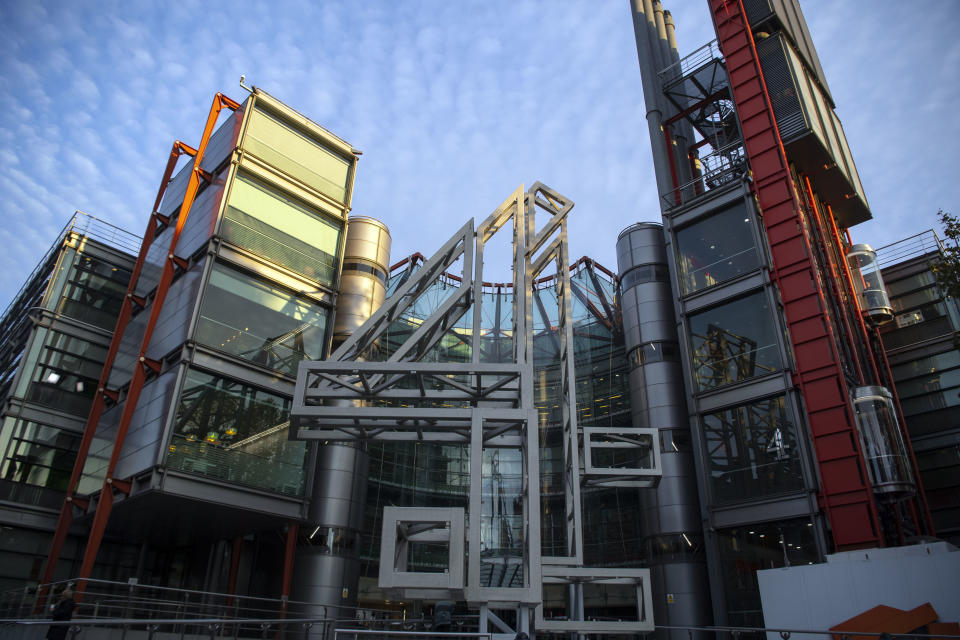 A general view of Channel 4's current headquarters on Horseferry Road, London. Leeds has been chosen as the location for the channel's new national headquarters, while Bristol and Glasgow will host new creative hubs.