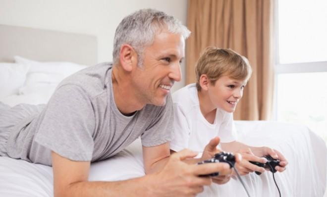 Gaming might actually reduce stress and depression.