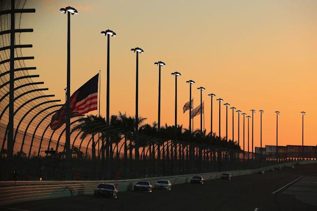 Sunset at Homestead. (Getty)