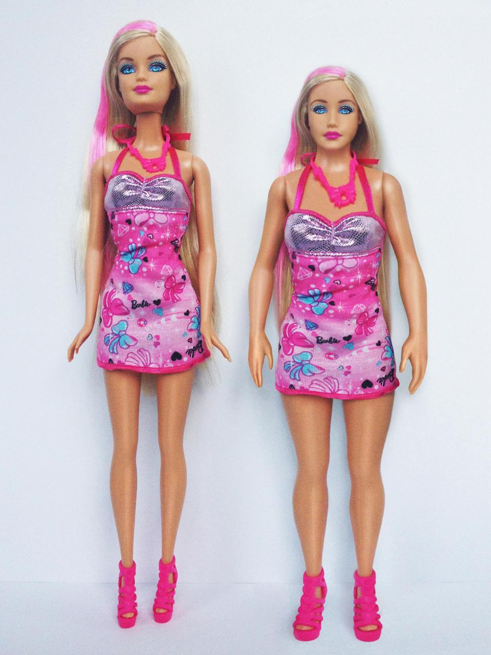 """<div class=""""caption-credit""""> Photo by: Nickolay Lamm</div>Please, Mattel: Won't you give it a try? <br>"""