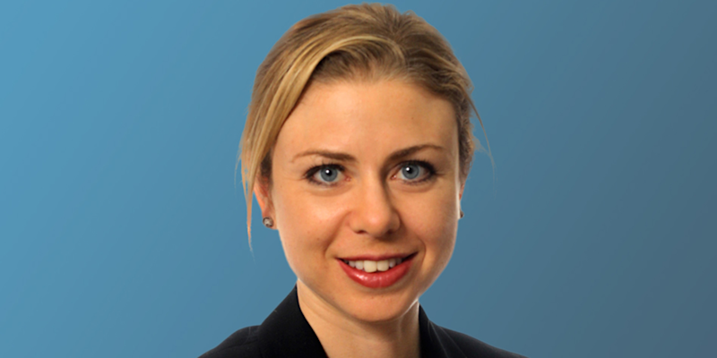 81) Louise Hennessey, senior associate, Allen & Overy. Photo: Allen & Overy