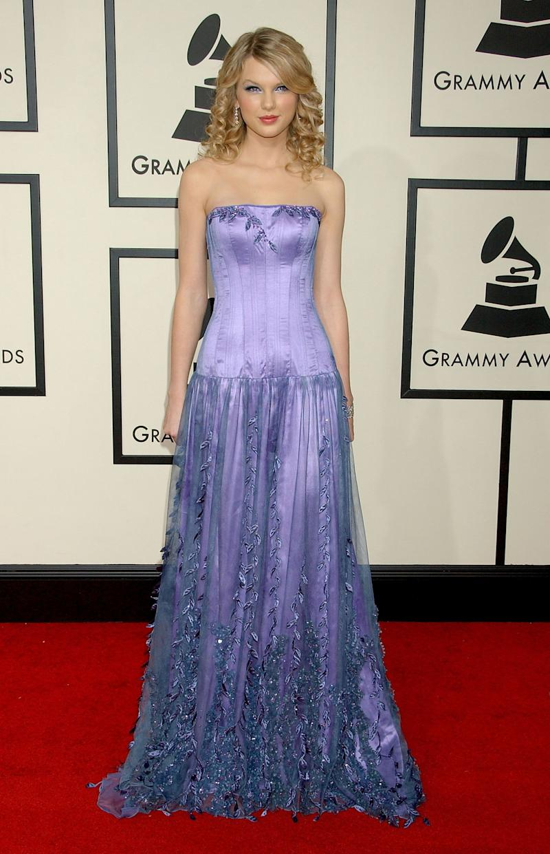 Atthe 50th Annual Grammy Awards on Feb.10, 2008, in Los Angeles.