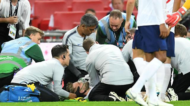England duo Dele Alli and Luke Shaw suffered injuries against Spain on Saturday, but neither player should be sidelined for long.