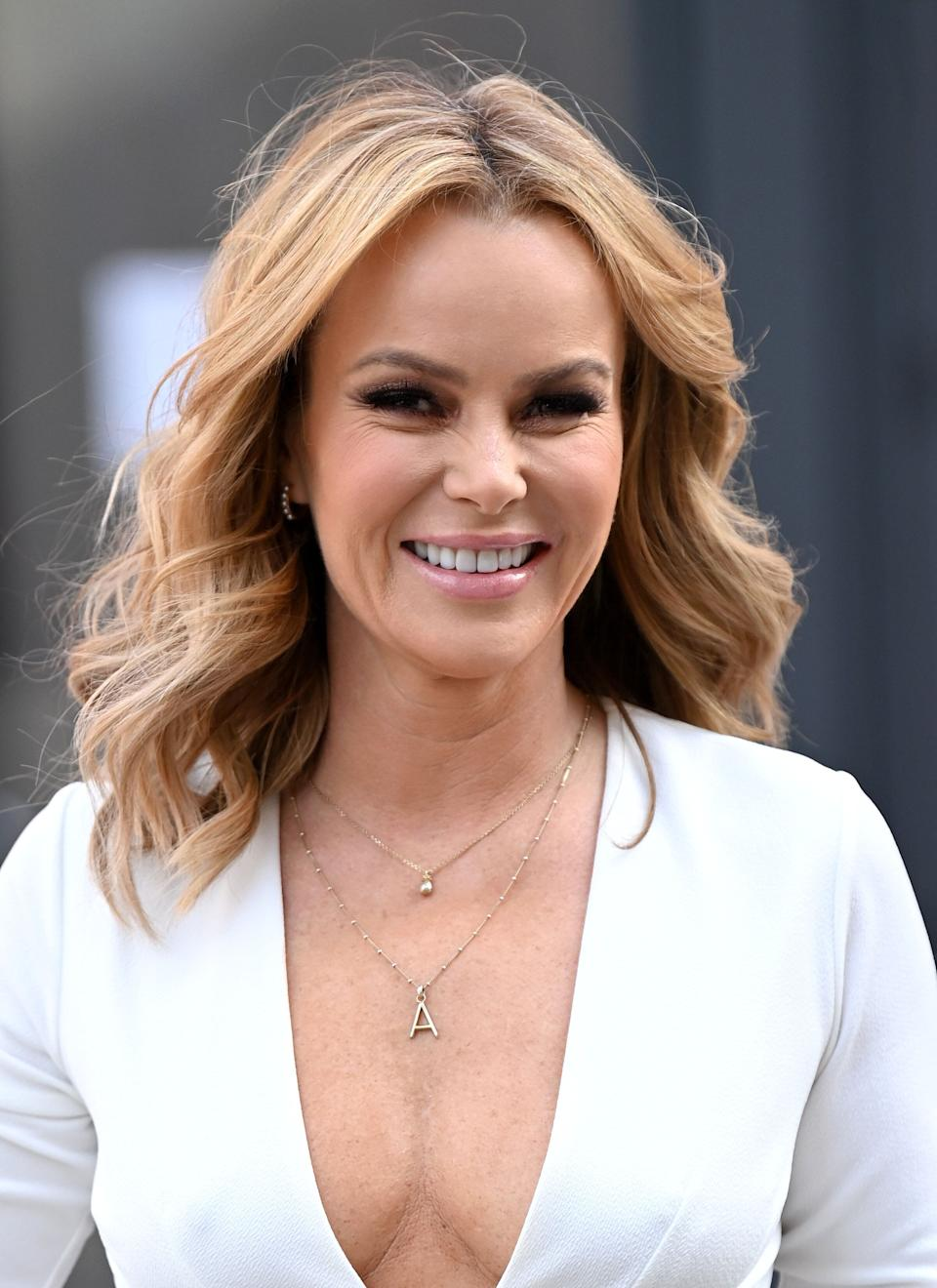 Amanda Holden  (Photo: Karwai Tang via Getty Images)