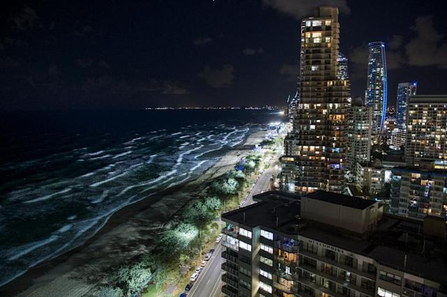 Australia's Gold Coast, venue for the Commonwealth Games (AFP Photo/François-Xavier MARIT)