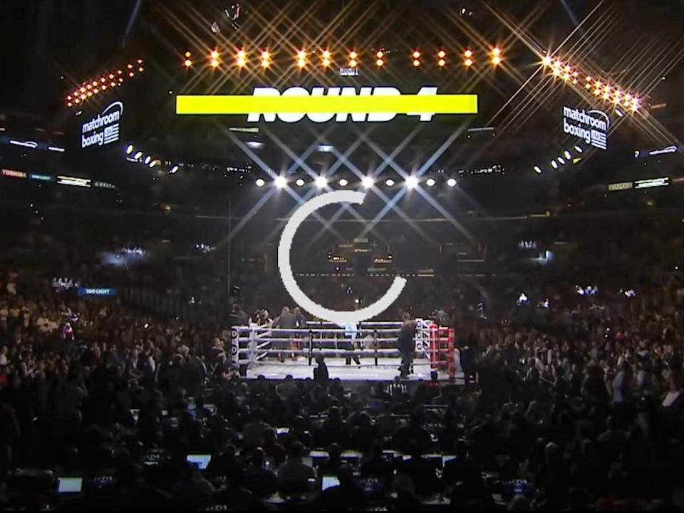 <p>Logan Paul lost his only previous professional boxing match against fellow YouTuber KSI </p> (YouTube/ DAZN)