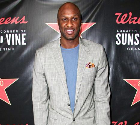 Lamar Odom Loses License For One Year After DUI Arrest, Refusing Drug Test