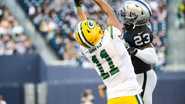 Studs and duds from Packers' preseason loss to Raiders