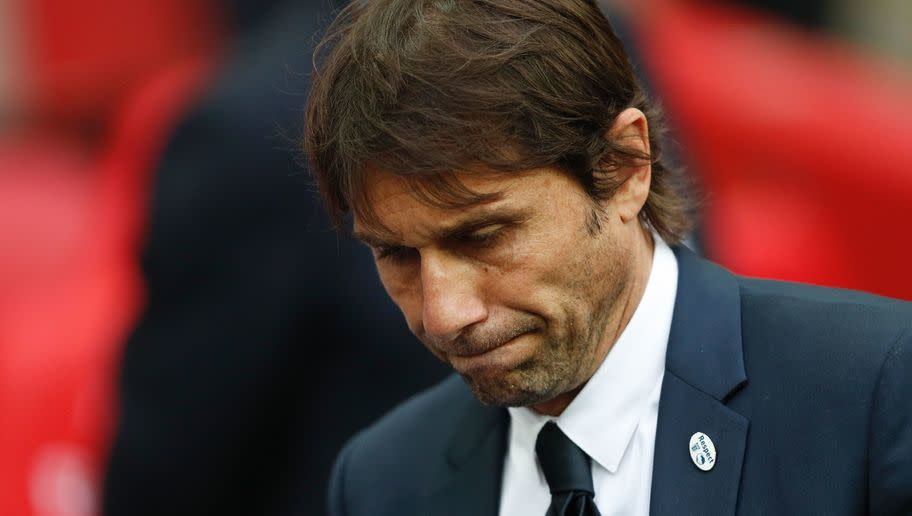 Despite winning the Premier League in 2016/17, Antonio Conte's Chelsea future is apparently not certain after supposedly disagreeing with the club's hierarchy over their lack of transfer business so far. The Italian manager is desperate for new signings to help his squad compete on multiple fronts next season but as of yet, the Blues have announced no new arrivals. The whole situation must be fairly stressful for Chelsea fans, but one Twitter user has shown how extreme certain people are going...