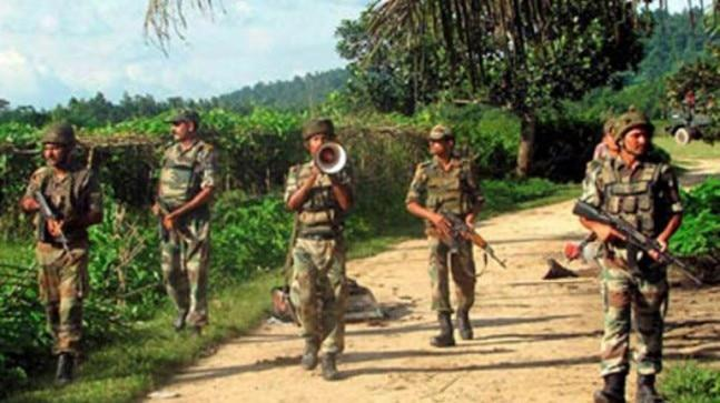 The apprehended personnel have been accused in multiple cases in Assam.