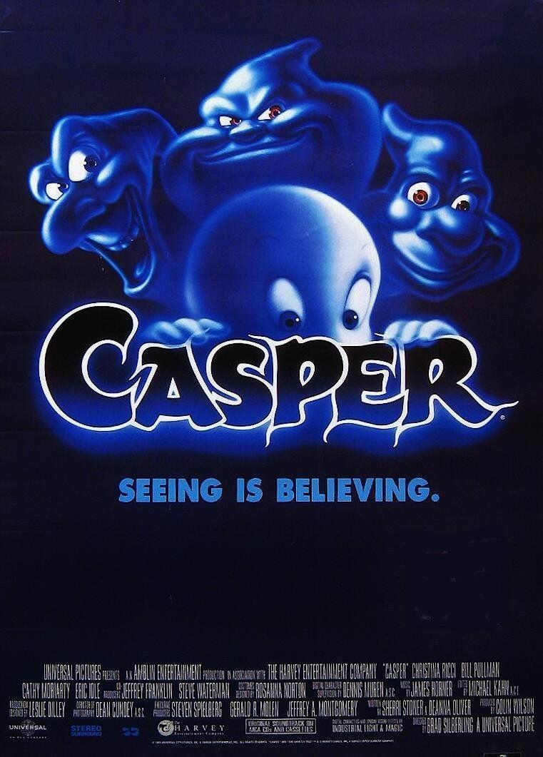"""<p>A young girl befriends a lonely ghost after moving into the very house that he haunts.</p><p><a class=""""link rapid-noclick-resp"""" href=""""https://www.amazon.com/Casper-Christina-Ricci/dp/B000I9S5SC/?tag=syn-yahoo-20&ascsubtag=%5Bartid%7C10065.g.29354714%5Bsrc%7Cyahoo-us"""" rel=""""nofollow noopener"""" target=""""_blank"""" data-ylk=""""slk:Watch Now"""">Watch Now</a></p>"""