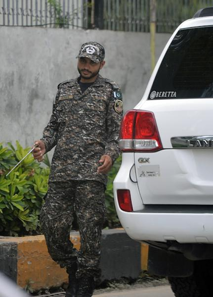 Official silence over the continued use of bomb-detectors known to be useless may be linked to the enormous sums of money involved in the business, observers say (AFP Photo/Aamir Qureshi)