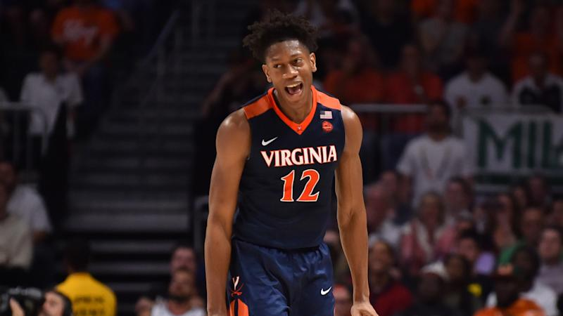 March Madness 2018: Virginia loses ACC Sixth Man of the Year De'Andre Hunter for season