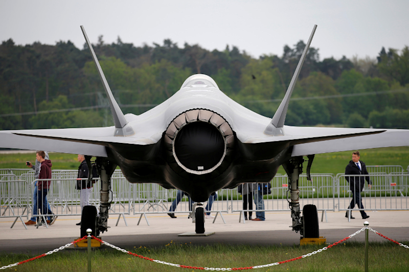 US Halts F-35 Deliveries to Turkey After Istanbul Holds Ground on Russian Arms Deal