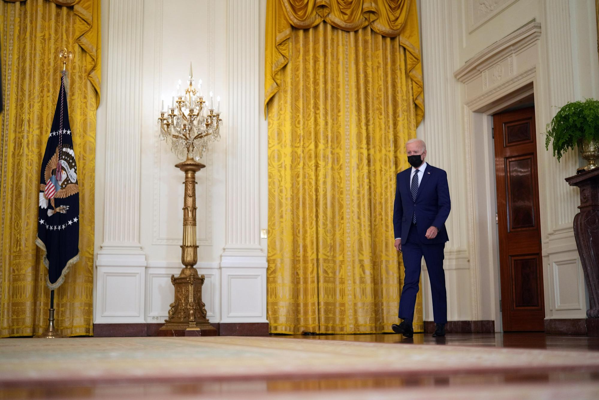 Amid Biden Climate Push, a Question Looms: Is America's Word Good?