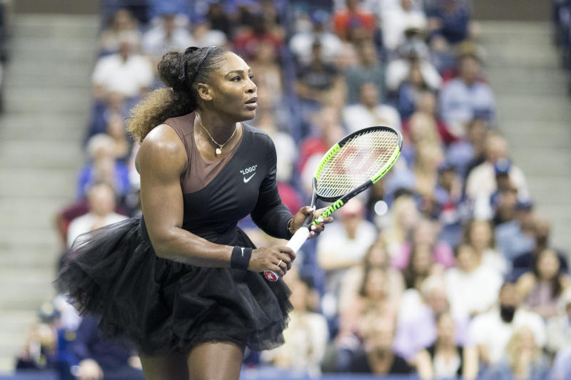 Cartoonist defends portrayal of Serena Williams