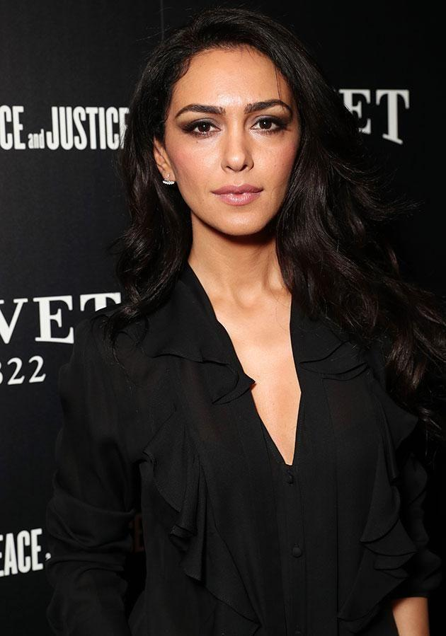 Nazanin Boniadi shared loved for Leah's new doco. Source: Getty