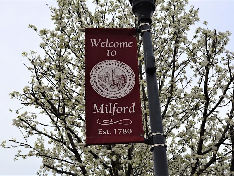 The Milford Town Meeting was held on Monday night.