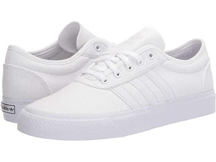 "<br><br><strong>Adidas</strong> Adi-Ease Sneaker, $, available at <a href=""https://go.skimresources.com/?id=30283X879131&url=https%3A%2F%2Fwww.zappos.com%2Fp%2Fadidas-skateboarding-adi-ease-footwear-white-crystal-white-footwear-white%2Fproduct%2F8854789%2Fcolor%2F697791"" rel=""nofollow noopener"" target=""_blank"" data-ylk=""slk:Zappos"" class=""link rapid-noclick-resp"">Zappos</a>"