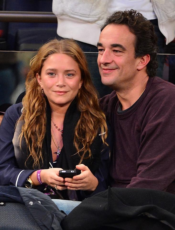 "<p>According to <a rel=""nofollow"" href=""http://pagesix.com/2015/11/29/mary-kate-olsen-and-olivier-sarkozy-tie-the-knot?_ga=1.263789769.499129893.1442871868&mbid=synd_yahoostyle"">Page Six</a>, attendees at Sarkozy and Olsen's November 2015 wedding were required to turn in their cell phones before the wedding. Their nuptials are now infamous for reportedly featuring <a rel=""nofollow"" href=""http://www.vanityfair.com/hollywood/2015/11/mary-kate-olsen-and-olivier-sarkozys-wedding-featured-bowls-filled-with-cigarettes?mbid=synd_yahoostyle"">""bowls and bowls of cigarettes""</a> on the tables.</p>"