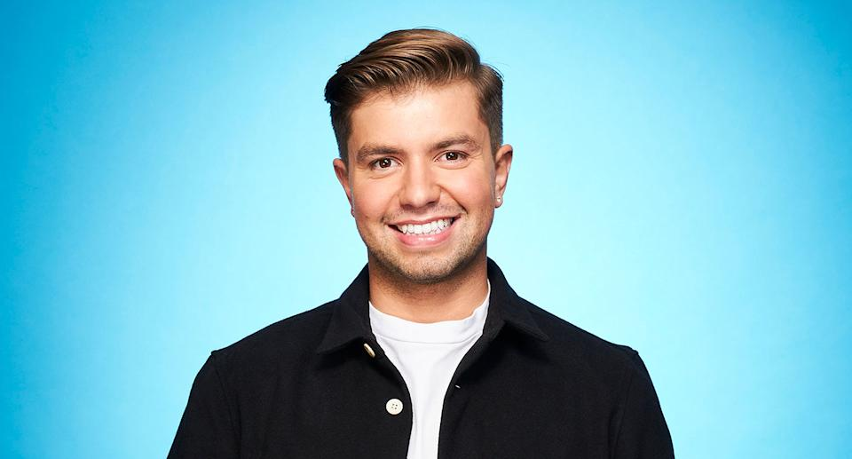 Sonny Jay is competing on Dancing On Ice 2021. (ITV)