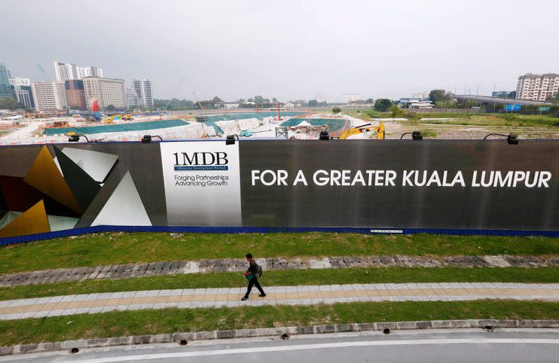 U.S. seeks to recover $300 million more in 1MDB assets held in Britain