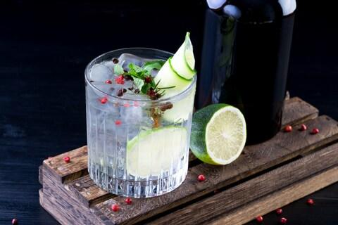 Quinine is found in a G&T - Credit: Getty Images Contributor/Peter Cernoch