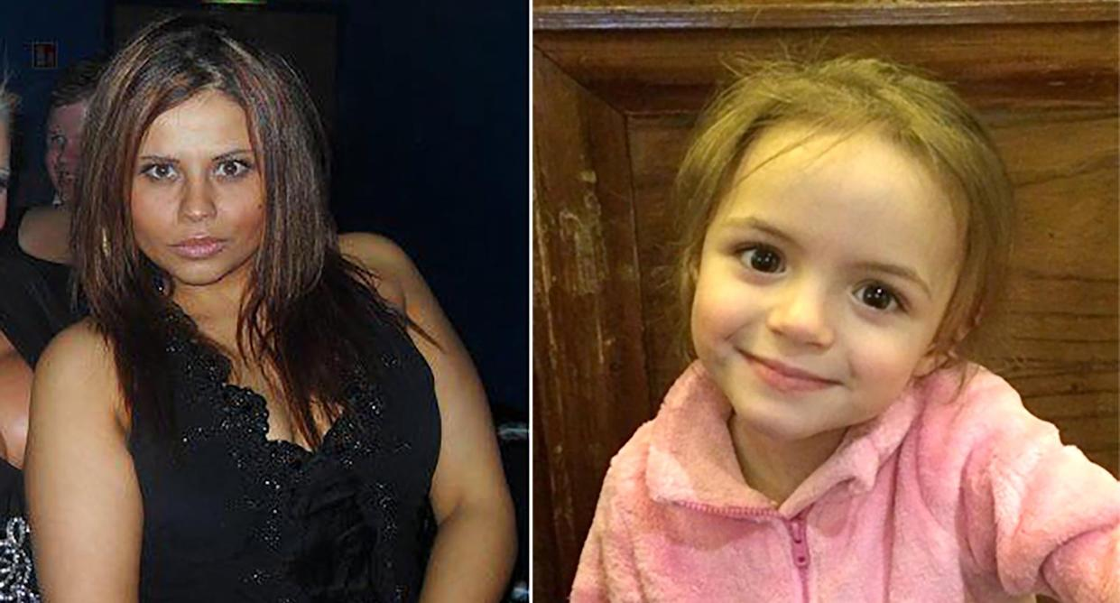 Carly Ann Harris denies murdering her four-year-old daughter (Wales News/Getty Images)