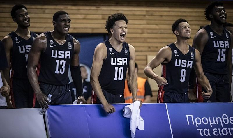 Mississippi State forward Reggie Perry wins FIBA U19 World Cup MVP award