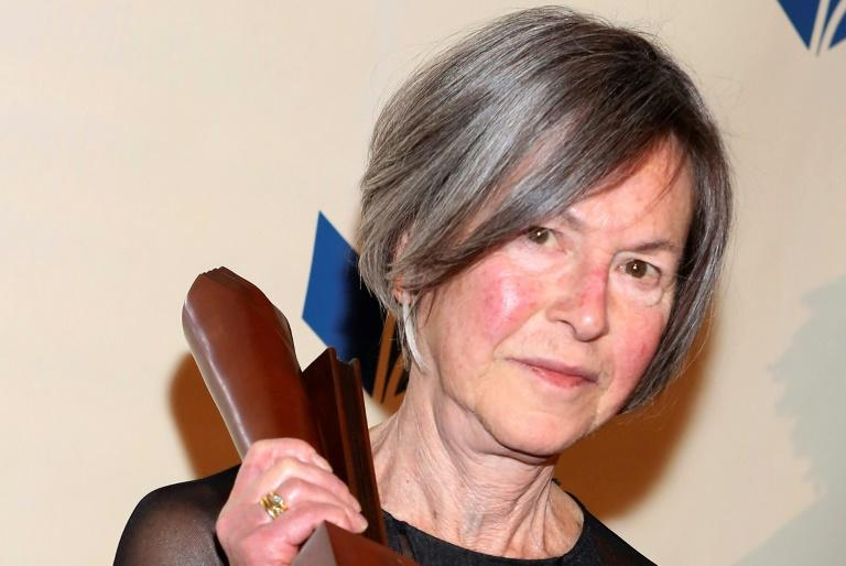American poet Louise Gluck wins Nobel Literature Prize