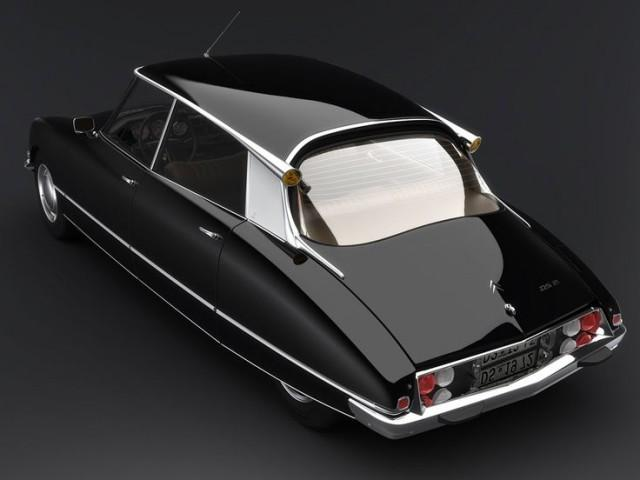 Hot Rod - Citroën DS