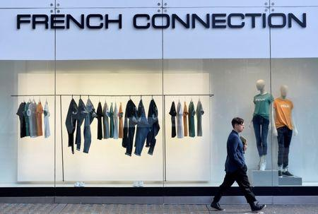 Fashion chain French Connection says close to turning around business