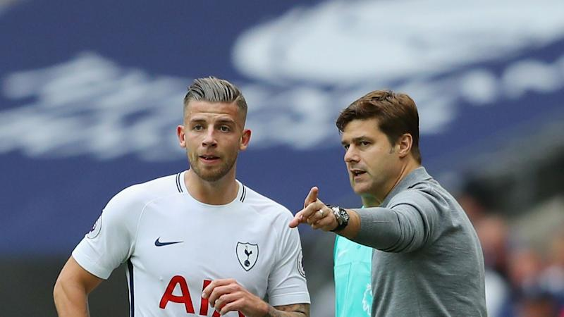 Alderweireld expects 'big manager' to replace Pochettino at Tottenham amid Mourinho links