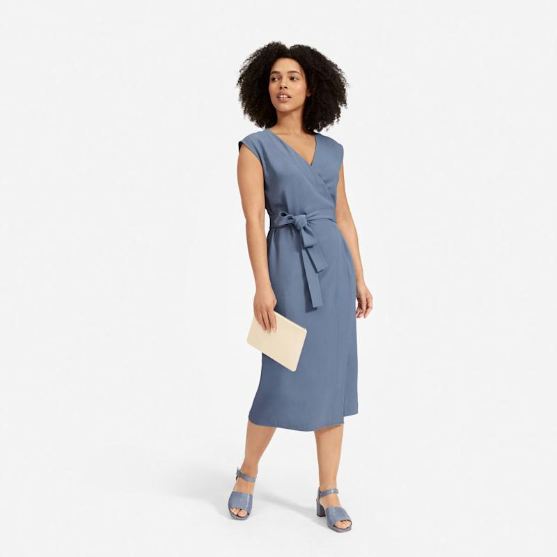 Serena Williams Releases A Wrap Dress Perfect For Every Body Type
