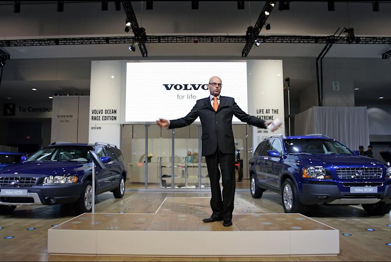 Volvo plots return to the US market next year