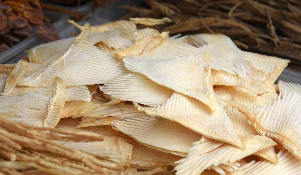 The recent bust included premium dried shark fins, valued on average at HK$11,000 per kilogram. Photo: Shutterstock