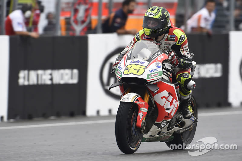 """9- Cal Crutchlow<span class=""""copyright"""">Gold and Goose / Motorsport Images</span>"""