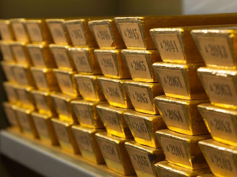 The Royal Mint's bullion sales tripled in the past three years: Getty