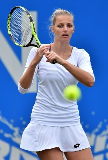 Seeing double: Kristyna Pliskova ready to face her twin sister in Prague