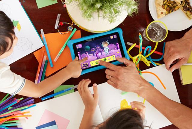 best tablets for kids
