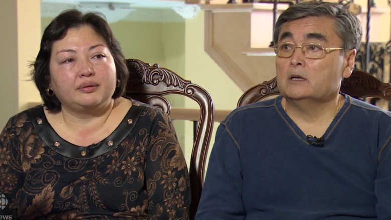 Parents of alleged Yahoo hacker: 'Our son is a scapegoat'