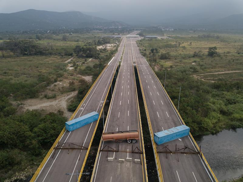 Pinera's Colombia Border Trip Carries Risks for Chilean Leader
