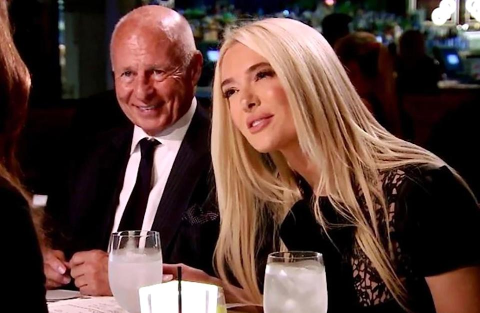 """Tom and Erika Girardi on """"Real Housewives of Beverly Hills."""""""