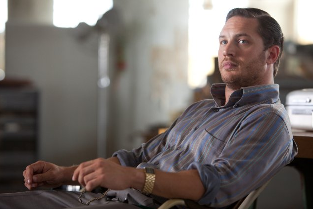 Potential future 007 Tom Hardy, in Christopher Nolan's 2010 film 'Inception' (credit: Warner Bros)