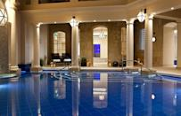 """<p>A one-of-a-kind proposition in the UK, this luxury spa has thermal mineral water springs flowing directly into it. The natural healing properties of the water are also pumped directly into the spa bedrooms via the sumptuous roll-top tubs.</p><p>The Gainsborough Bath Spa is a majestic building located on a side street right in the centre of Bath. Its grand spa is situated in a glass atrium beneath the hotel, and is a shimmering jewel in its crown.</p><p>Apres-spa? You're stumbling distance from the city's top sights, including the famous Roman Baths, where the hotel's mineral-rich water comes from. A truly special treat.</p><p><strong><strong>Covid-19 update: </strong></strong>Access to the spa is for hotel guests only.</p><p><a href=""""https://www.redescapes.com/offers/bath-the-gainsborough-hotel"""" rel=""""nofollow noopener"""" target=""""_blank"""" data-ylk=""""slk:Read our review of the Gainsborough Bath Spa."""" class=""""link rapid-noclick-resp"""">Read our review of the Gainsborough Bath Spa.</a></p><p><a class=""""link rapid-noclick-resp"""" href=""""https://go.redirectingat.com?id=127X1599956&url=https%3A%2F%2Fwww.booking.com%2Fhotel%2Fgb%2Fthe-gainsborough-bath-spa-bath.en-gb.html%3Faid%3D2070929%26label%3Dluxury-spa-hotels-uk&sref=https%3A%2F%2Fwww.redonline.co.uk%2Ftravel%2Finspiration%2Fg34573730%2Fluxury-spa-hotels-uk%2F"""" rel=""""nofollow noopener"""" target=""""_blank"""" data-ylk=""""slk:CHECK AVAILABILITY"""">CHECK AVAILABILITY</a></p>"""