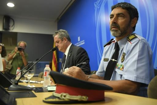 Prosecutors say regional police demonstrated 'total passivity' under Josep Lluis Trapero during Catalonia's failed 2017 independence bid