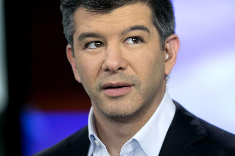 Uber's Travis Kalanick to Leave Board to Focus on New Business