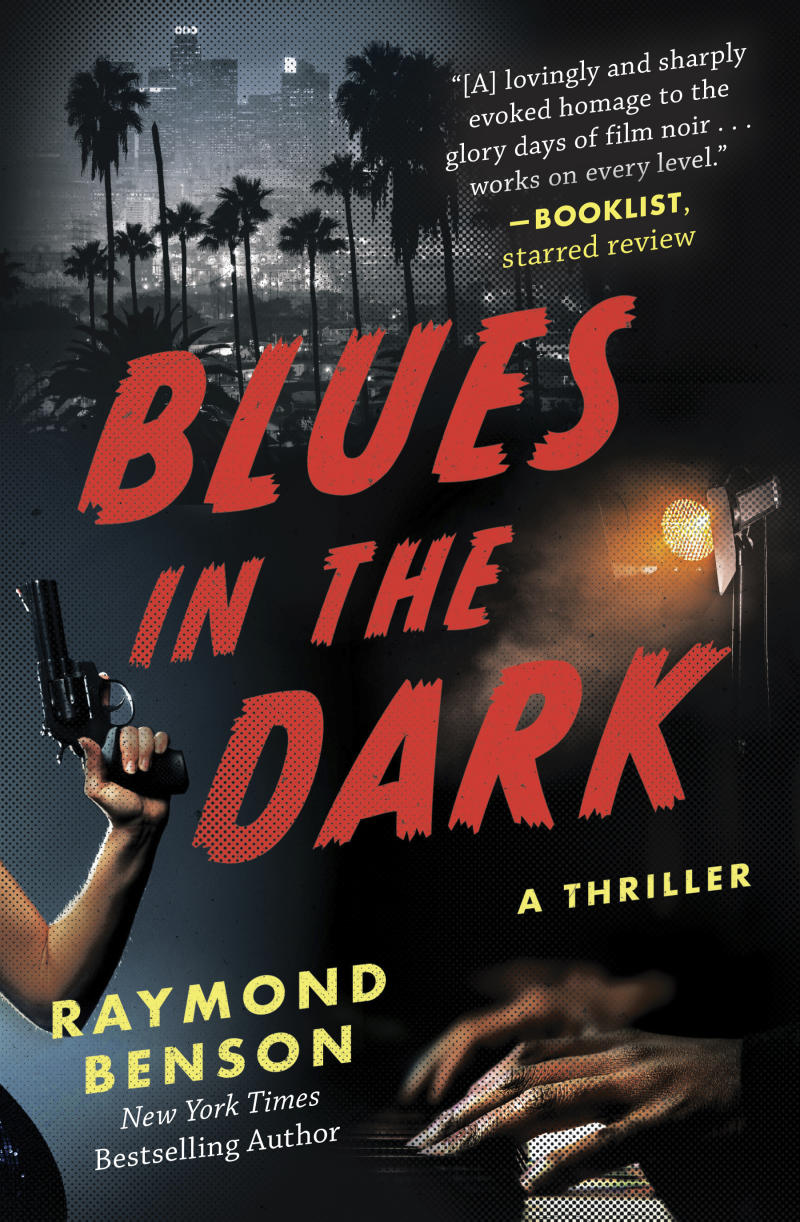 Book Review - Blues in the Dark