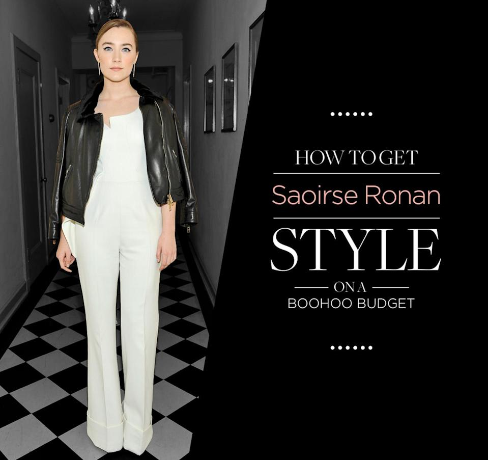 How to Get It-Girl Saoirse Ronan's Style (on a Real-Girl Budget)